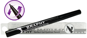 perfect gel eye liner pencil